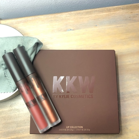 Kylie Cosmetics Other - NWT KKW Kylie Cosmetics